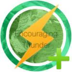 Encouraging Thunder Award logo