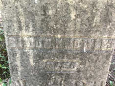 Simon Knowles gravestone