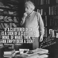 if-a-cluttered-desk-einstein-meme